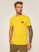 tjm tommy badge tee zgq star fruit yellow